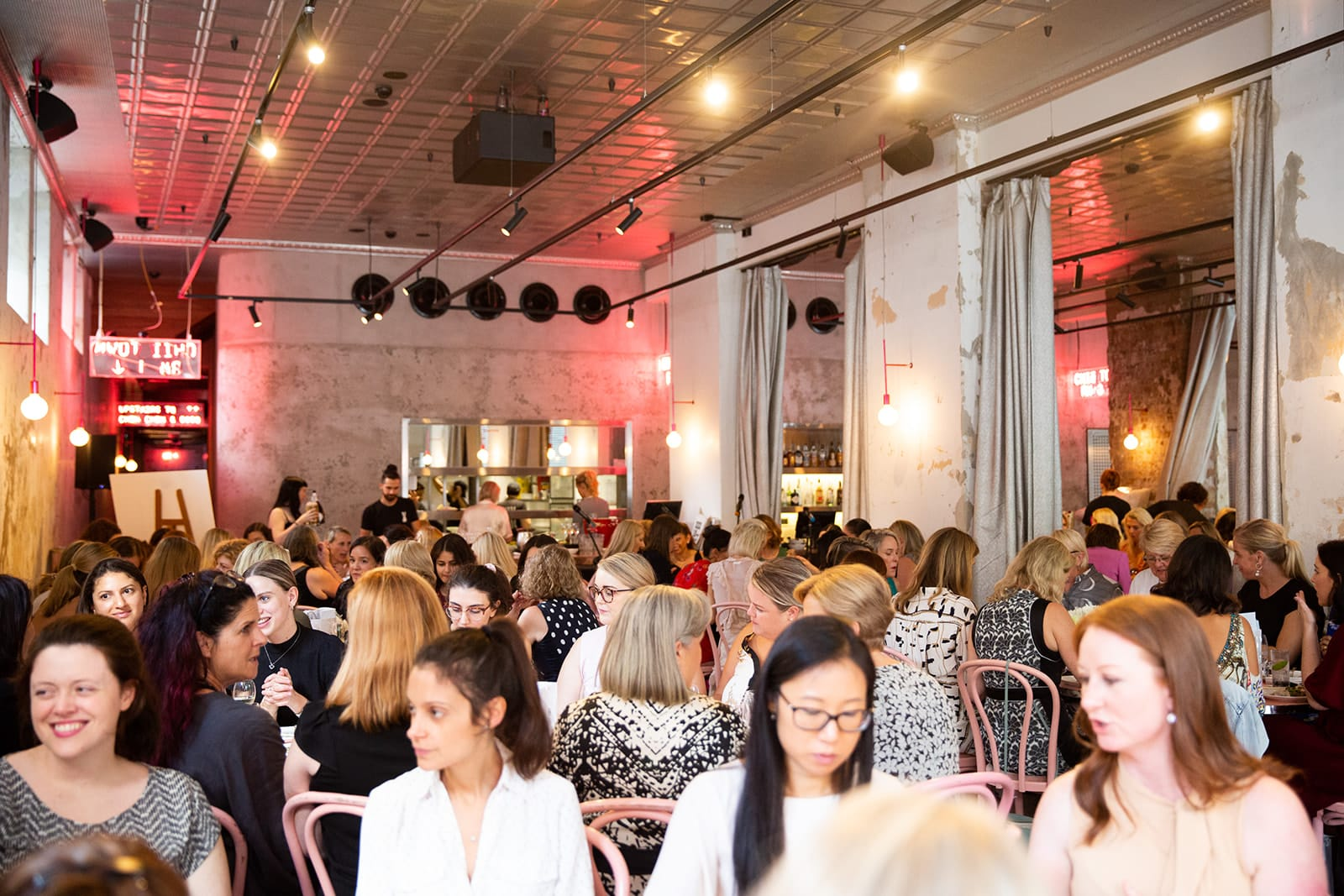 Women in Law and Business Launch Lunch Chin Chin Sydney